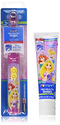 Oral B Pro Health Toothbrush Special Princess