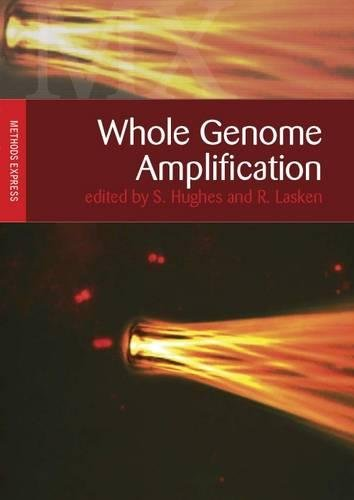 Search : Whole Genome Amplification: Methods Express