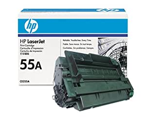HP LaserJet P3015x Laser Printer OEM Toner Cartridge - 6,000 Pages