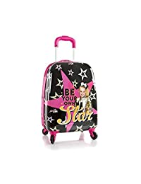 Nickelodeon Jojo Siwa Be Your Own Star - 21 Inch Tween Spinner Luggage for Kids