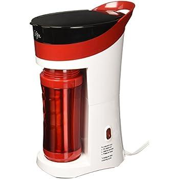 Amazon Com Mr Coffee Pour Brew Go 16 Ounce Personal
