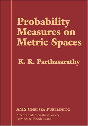 Read Online Probability Measures on Metric Spaces PDF