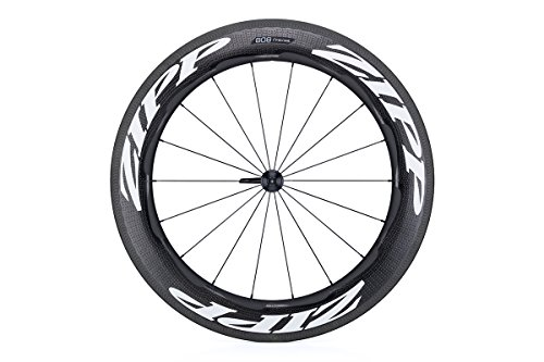 Zipp Front Wheel 808 (Zipp 808 Firecrest Carbon Clincher Front Wheel, Rim Brake, 18 Spokes, 77 Hub, B1, White)