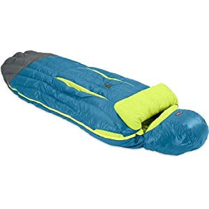 Nemo Mens Disco 15 Degree Insulated Down Sleeping Bag