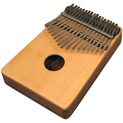 Thumb Piano, Spruce, Large by Mid-East