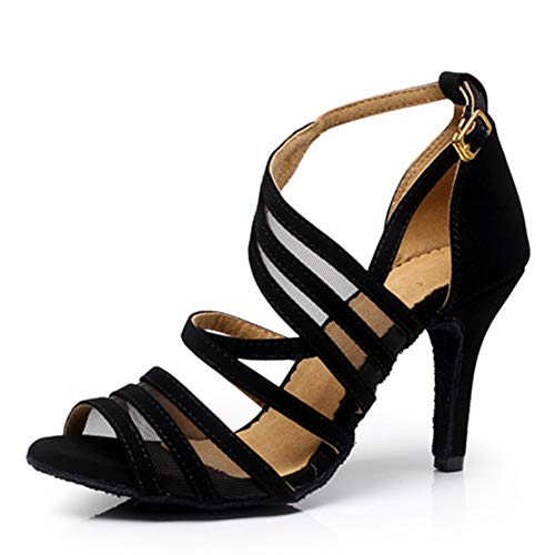 High Heel Dance Shoes - Dress First Ballroom Dance Shoes Women 2.3