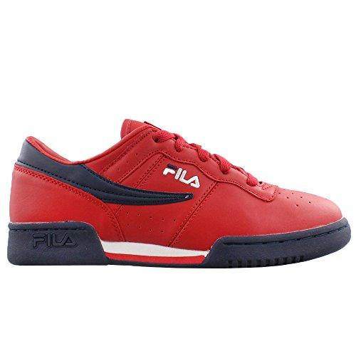 Fila Kid's Original Fitness Sneakers Fila Red / Fila Navy / White 11