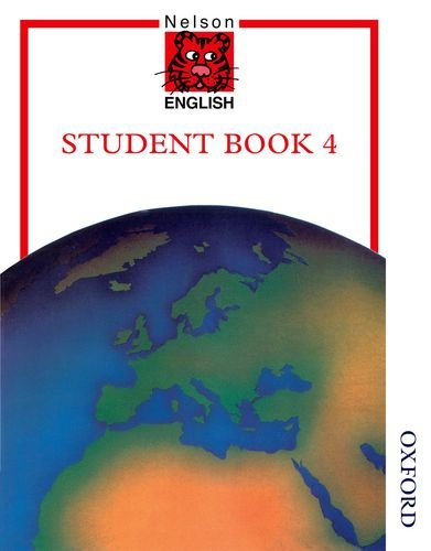 Nelson English International Student Book 4