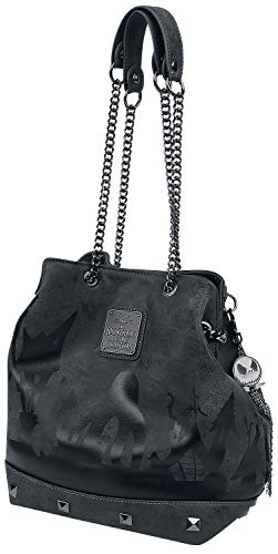 Loungefly-x-Nightmare-Before-Christmas-Halloween-Town-Crossbody-Bag-Grey-One-Size