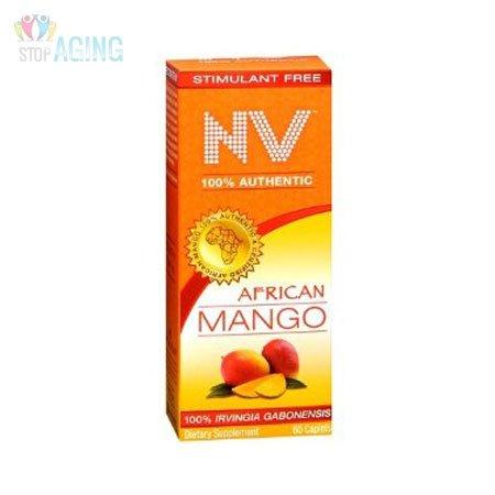 Afrique Dietary Supplement Mango - 60 Caps par la SA