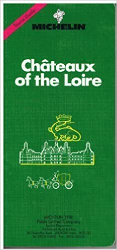 Book Michelin Green Guide: Chateaux of the Loire (Green tourist guides) by Michelin Travel Publications (1994-05-04)