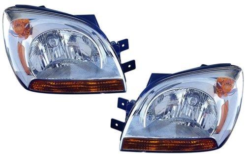 Kia Sportage Headlamp Headlight - 1
