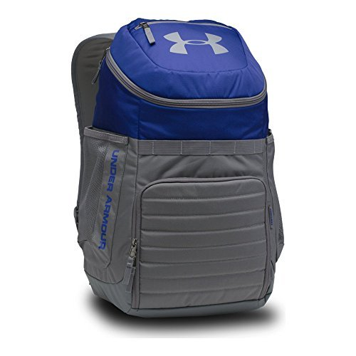 Under Armour Undeniable 3.0 Backpack,Royal (400)/Graphite, One Size [並行輸入品] B07F4RJL62