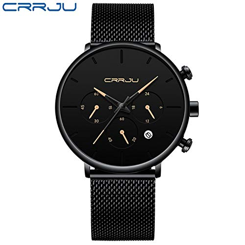 LUXISDE Women's Wrist Watches ABC 2268 New Men's Hot Casual Personality Watch Fashion Popular Men's Watch 53 E by LUXISDE (Image #5)