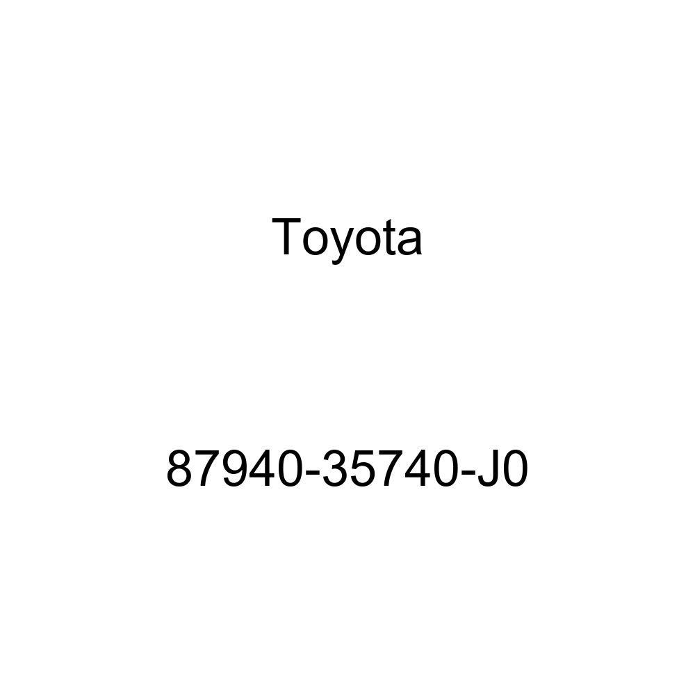 Genuine Toyota 87940-35740-J0 Rear View Mirror Assembly