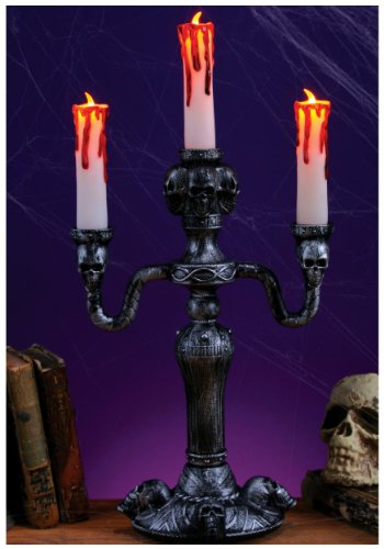 Haunted Candelabra Prop -