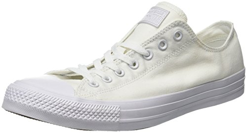 Converse Chuck Taylor CT As SP Ox, Zapatillas para Mujer Blanco (Blanc Optical)