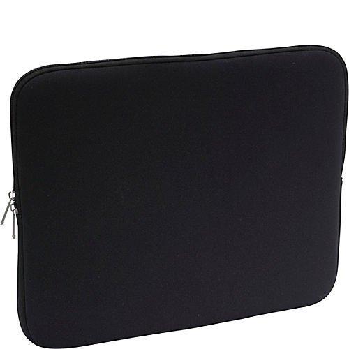 "Travelon Checkpoint Friendly For 17"" Laptop / Notebook / Macbook Neoprene Sleeve Case Bag Black"