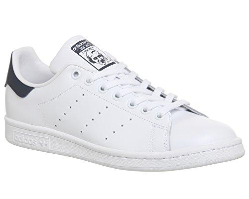 adidas Stan Smith, Damen Sneaker CWHITE/CWHITE/DKBLUE