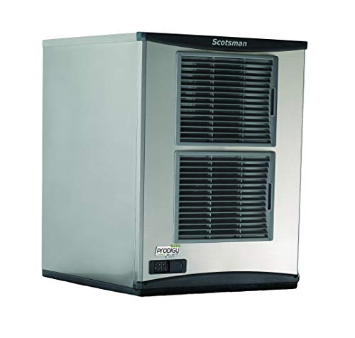 (Scotsman N1322A Prodigy Plus Modular Nugget Ice Machine, Air Condenser, 1180 lb. Production)