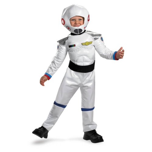 [Blast Off Astronaut Toddler Costume, 3T-4T] (Astronaut Costumes Toddler)