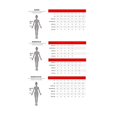 CMP FunktionswÀsche - Conjunto térmico de ropa interior para mujer, color negro, talla 42: Ropa y accesorios