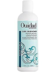 Ouidad Curl Quencher Moisturizing Conditioner, 8.5 Ounce