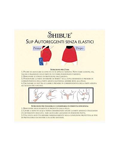 shibue no-line sin tirantes Panty Beige - Skin-coloured