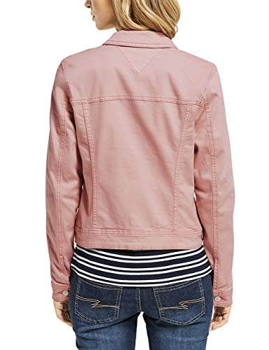 Washed Vaquera One Rosa Chaqueta 11768 Mujer Para Street Rose pale 8qnPZHWa