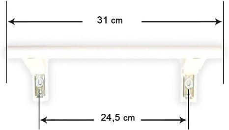 Recamania Tirador Puerta frigorifico Liebherr (Largo 31cm - Entre ...
