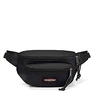Eastpak Doggy Bag Gürteltasche, 27 cm, 3 L, Schwarz (Black) 9