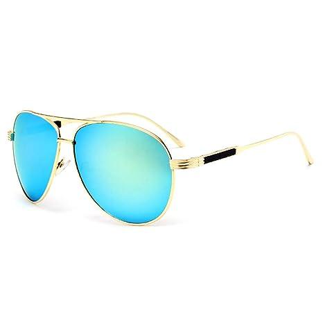 L-MEIQUN,Gafas de Sol polarizadas de Colores Que Cubren ...