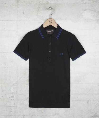 Fred Perry Polo Fred Perry Amy Winehouse cuello para mujer, color ...