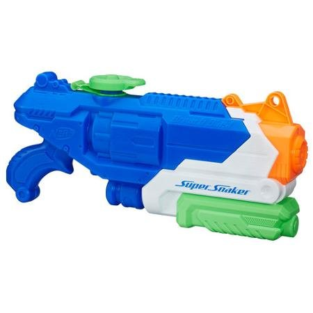 Pump To Fire Nerf Super Soaker Breach Blaster