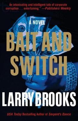 { [ DARKNESS BOUND ] } Brooks, Larry ( AUTHOR ) Nov-05-2013 Hardcover