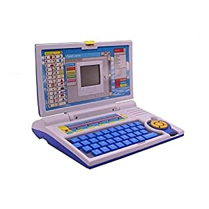 JIZUKA Kids Laptop, LED Display,...