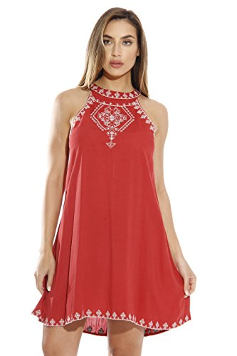 Just Love 401559-RB-L Short Dress/Summer Dresses for Women ()