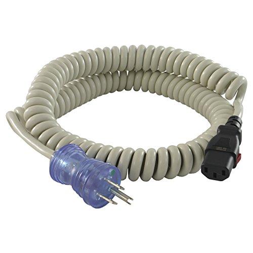 Conntek 27195 10-Amp NEMA 5-15P Up to 10-Feet Hospital/ M...