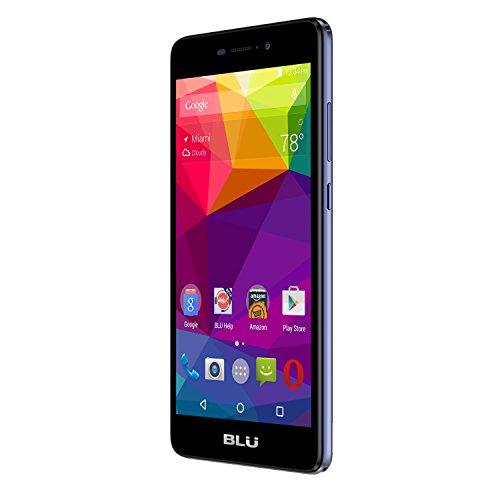 BLU Life XL L050U 8GB Unlocked GSM Octa-Core Android Phone - Black (Certified Refurbished)