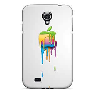 Protective Tpu Case With Fashion Design For Galaxy S4 (iphone)