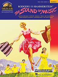 Hal Leonard The Sound Of Music Piano Play-Along Volume 25 (Book/Audio Online) ()