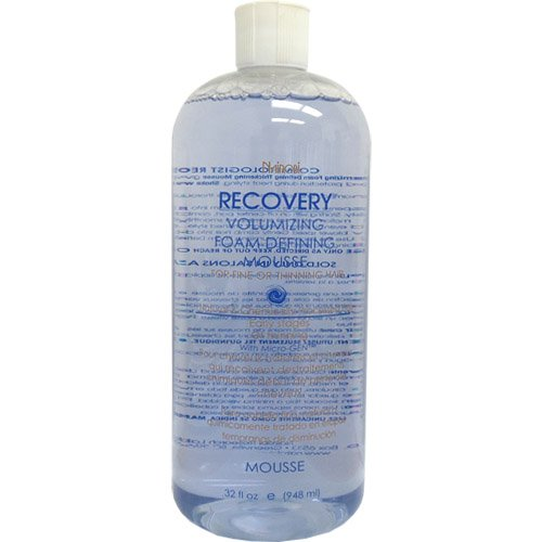 Nairobi Recovery Volumizing Foam Defining Mousse 32oz