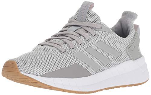 adidas Women's Questar Ride Running Shoe, Grey/Light Granite, 5 M US (Shoe 5 Running Ride Cushion)