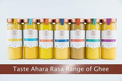 Ahara Rasa Grass-Fed Cultured Organic Ghee 19 Fl Oz Jar by Ahara Rasa (Image #3)