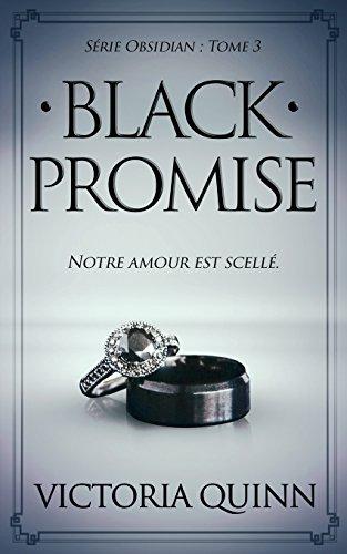 Black Promise (French) (Obsidian t. 3)  (Volume 3) [Quinn, Victoria] (Tapa Blanda)