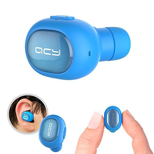Stereo Earphone/Headsets with Mic for LG K10 (Blue) - 4