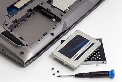 Crucial MX300 525GB SATA 2.5 Inch Internal Solid State Drive - CT525MX300SSD1