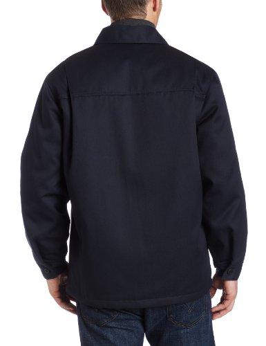 Dickies Men's Big Hip Length Twill Jacket