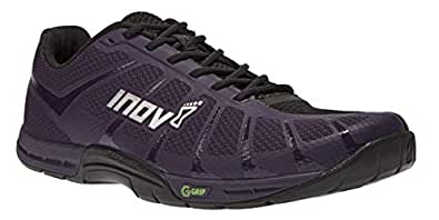 Inov-8 Womens F-Lite 235 V3 - Ultimate Supernatural Cross Training Shoes - Lightweight and Flexible - Functional Performance Trainers for Gym and Weight Lifting Purple Size: 6.5 Wide