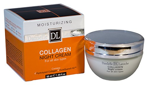 Danielle Laroche Collagen Night Cream 1.69 fl oz.